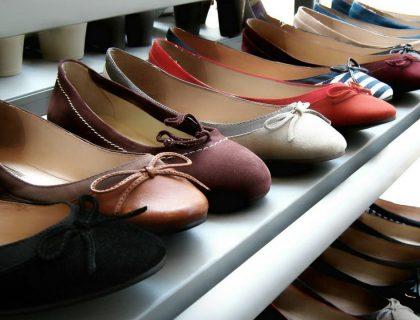 Sélection de Chaussures Plates Pour le Travail