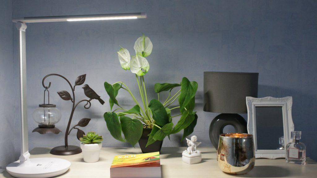Revue Déco : je teste une lampe de bureau