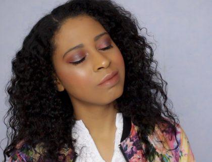 Inspiration - Maquillage d'été coloré et léger