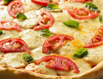 Pizza Margherita : la recette 100% maison facile