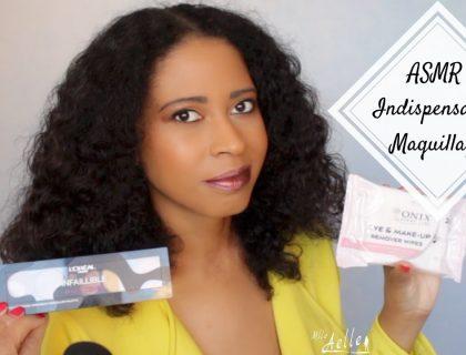 [ ASMR ] Maquillage les indispensables à avoir dans sa trousse
