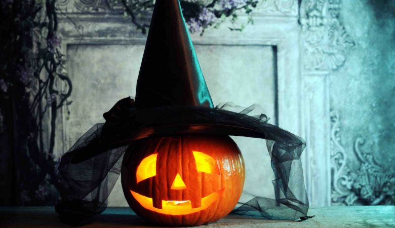 Halloween Comment Decorer Son Jardin Et Sa Maison Mademoiselle Aelle