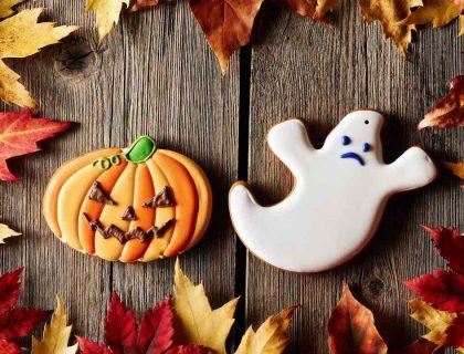 Halloween : recette de biscuits en pain d'épices