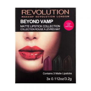 Revolution Beyond Vamp Matte Lipstick Collection