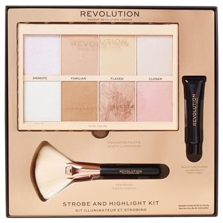 Revolution Beauty : les plus beaux coffrets make up à offrir pour les fêtes