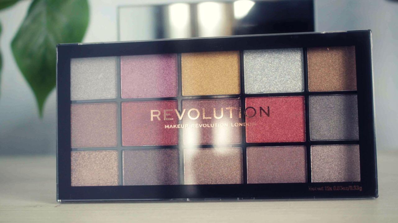 Revue des Calendriers de L'Avent Makeup Revolution Beauty