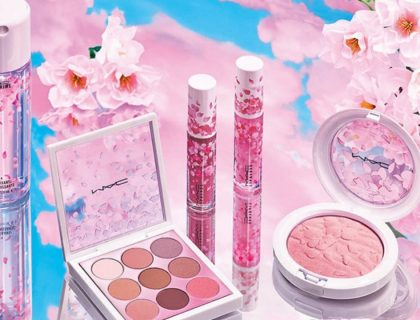 Boom Boom Bloom, la nouvelle collection de MAC qui fleure bon le printemps !