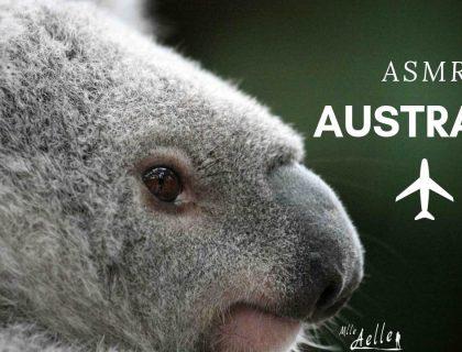 ASMR ROLEPLAY GUIDE TOURISTIQUE ✈ AUSTRALIE