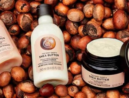 Codes promo The Body Shop actualisés