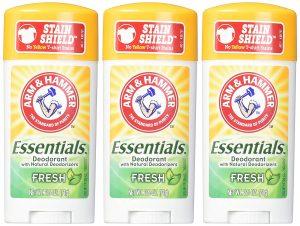 9 déodorants naturels efficaces