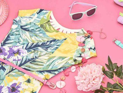 Comment s'habiller au printemps - Femme