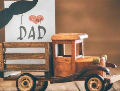12 idées pour célébrer la fête des pères