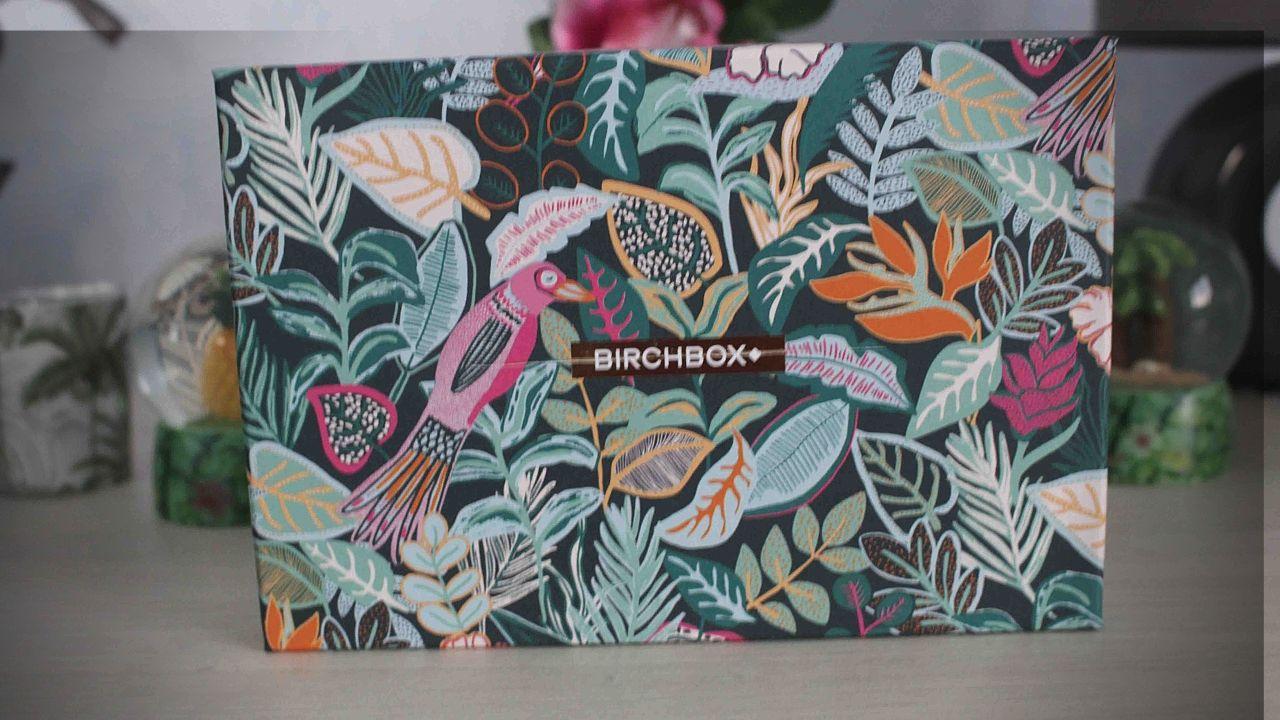 J'ai testé la Birchbox du mois de juin 2019
