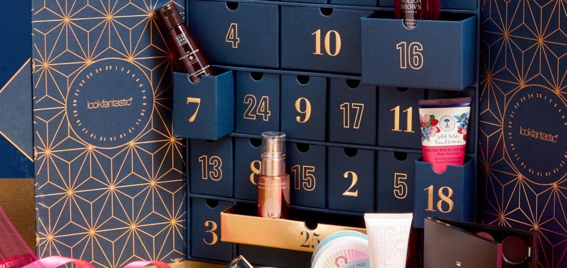 Les meilleurs calendriers de l'avent beauté 2019
