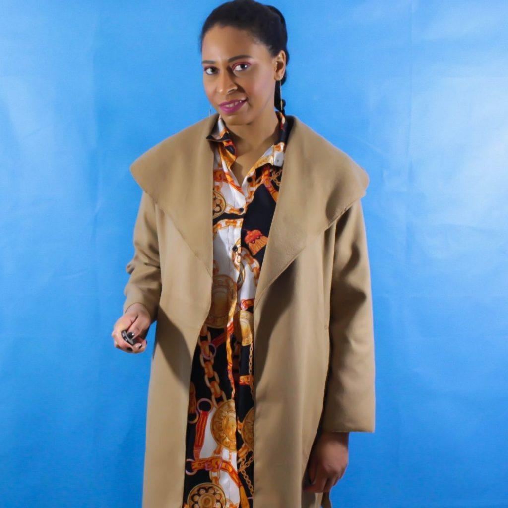 J'ai testé les vêtements de la marque Femme Luxe #3
