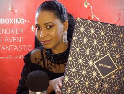 Unboxing | Ouverture du Calendrier de l'Avent Lookfantastic 2019