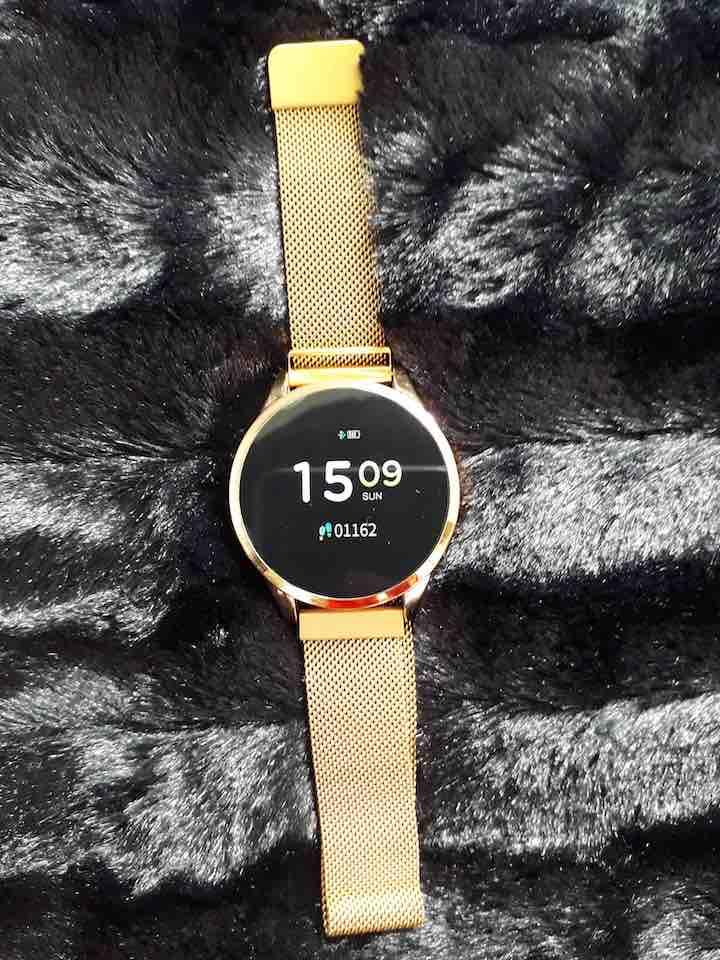 J'ai testé la montre connectée Gokoo sur Amazon
