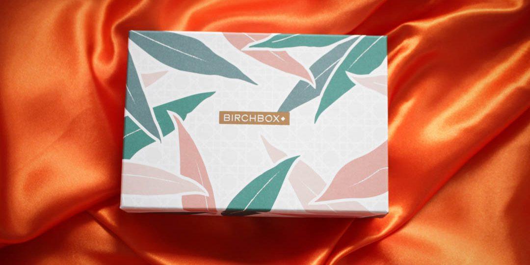 J'ai testé les produits de la Birchbox de janvier Au naturel