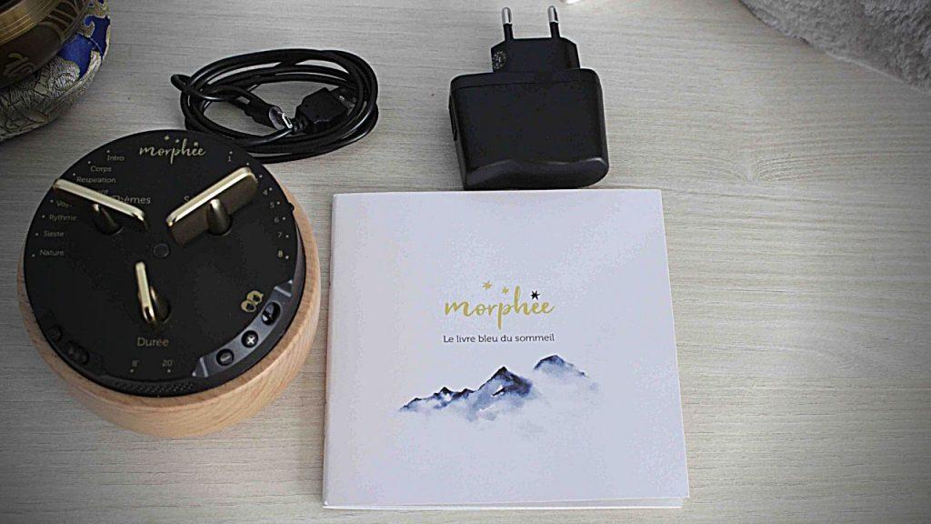 J'ai testé la Box Morphée Méditation et Sophrologie