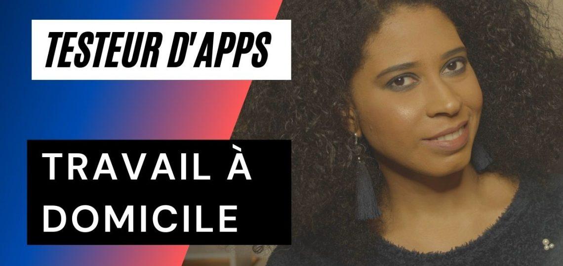 Télétravail   Testeur d'appli ou logiciel : 11 sites pour trouver un travail en ligne à domicile
