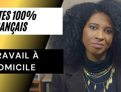 36 sites et plateformes 100% français pour trouver un travail en ligne - Télétravail
