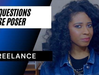 Devenir freelance : 9 questions à se poser avant de lancer son activité - Travail à domicile