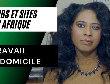 +50 sites pour trouver du travail en ligne depuis l'Afrique - Télétravail - Freelance