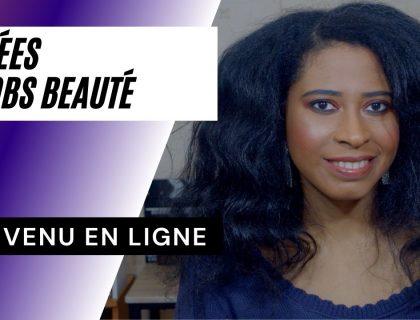 9 idées de jobs en ligne dans la beauté et les cosmétiques - Travail à domicile - Revenu en ligne