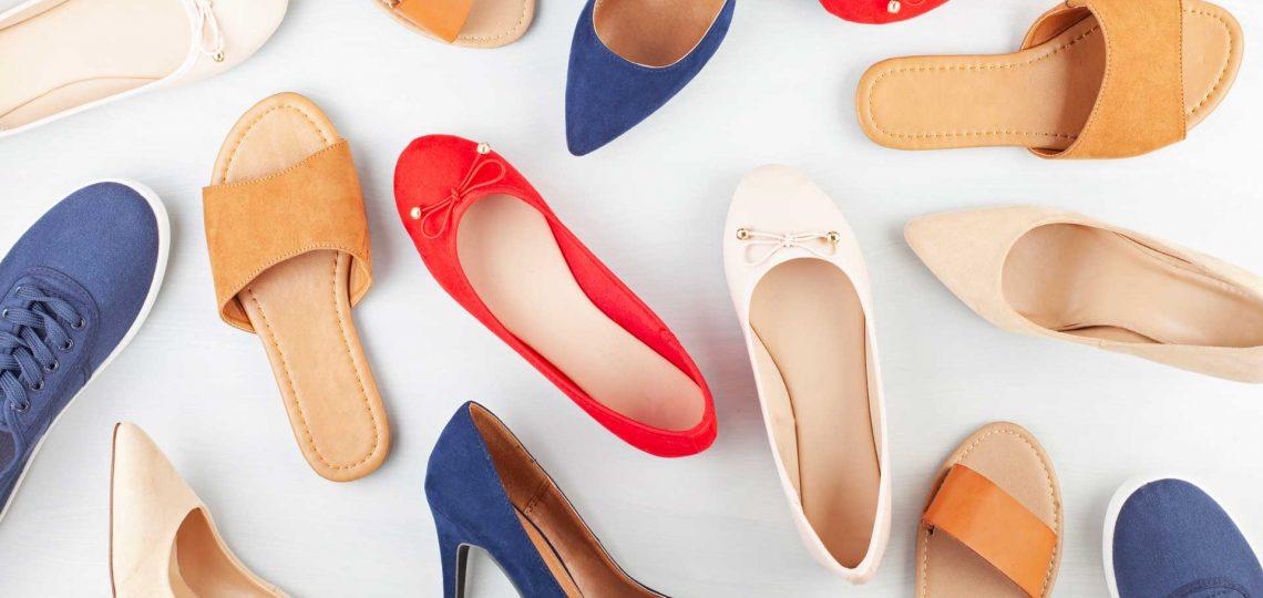 les tendances en matière de chaussures pour le printemps 2021